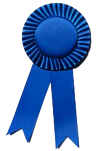 award-ribbon-blue